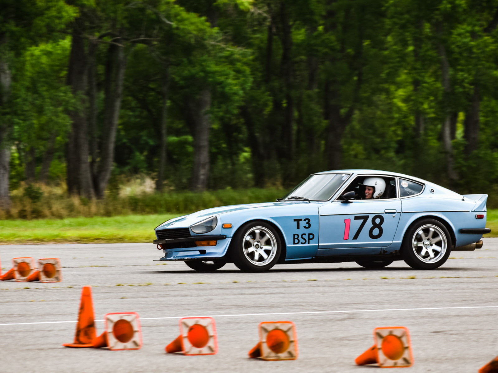 Autocross with the Buccaneer Region of the SCCA